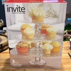 Invite by Home Essentials Dessert Tower